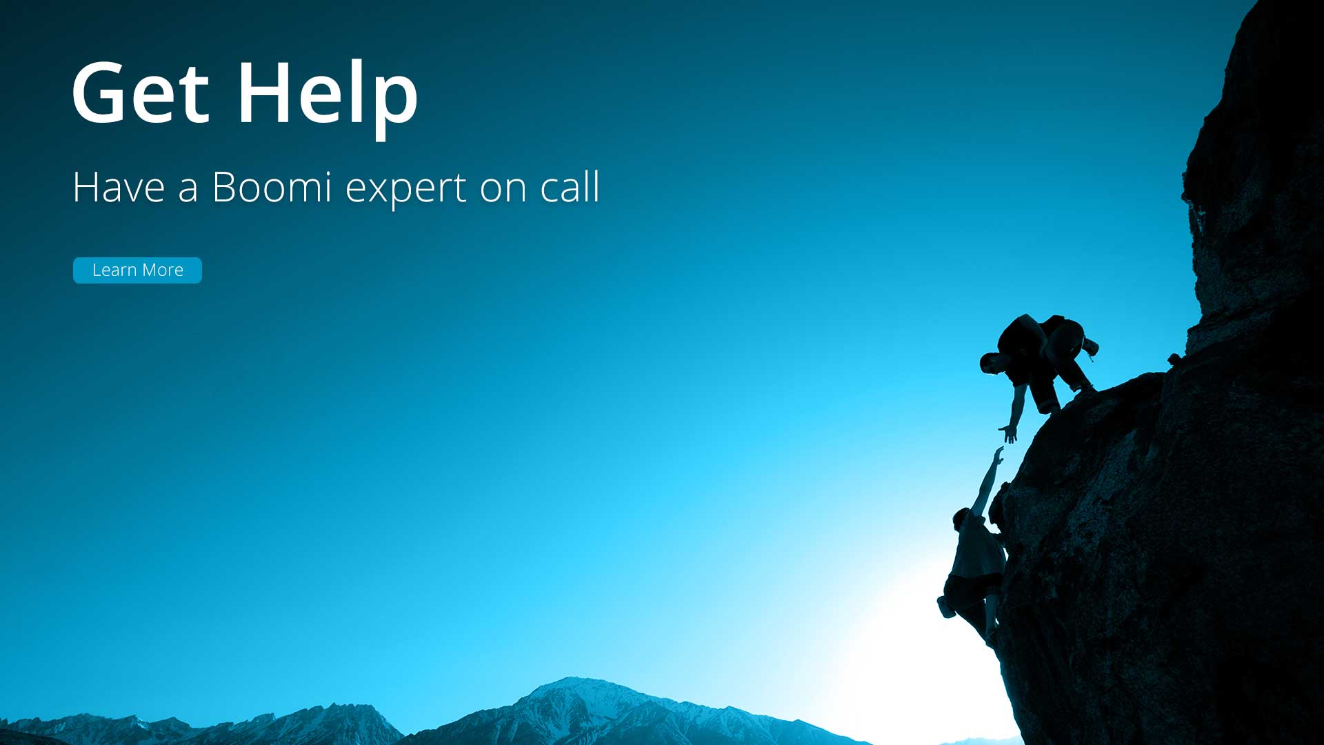 Have a Boomi Expert on Call